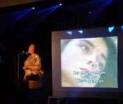 Tiana Sings Karaoke