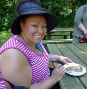 Tiana Eats Cake