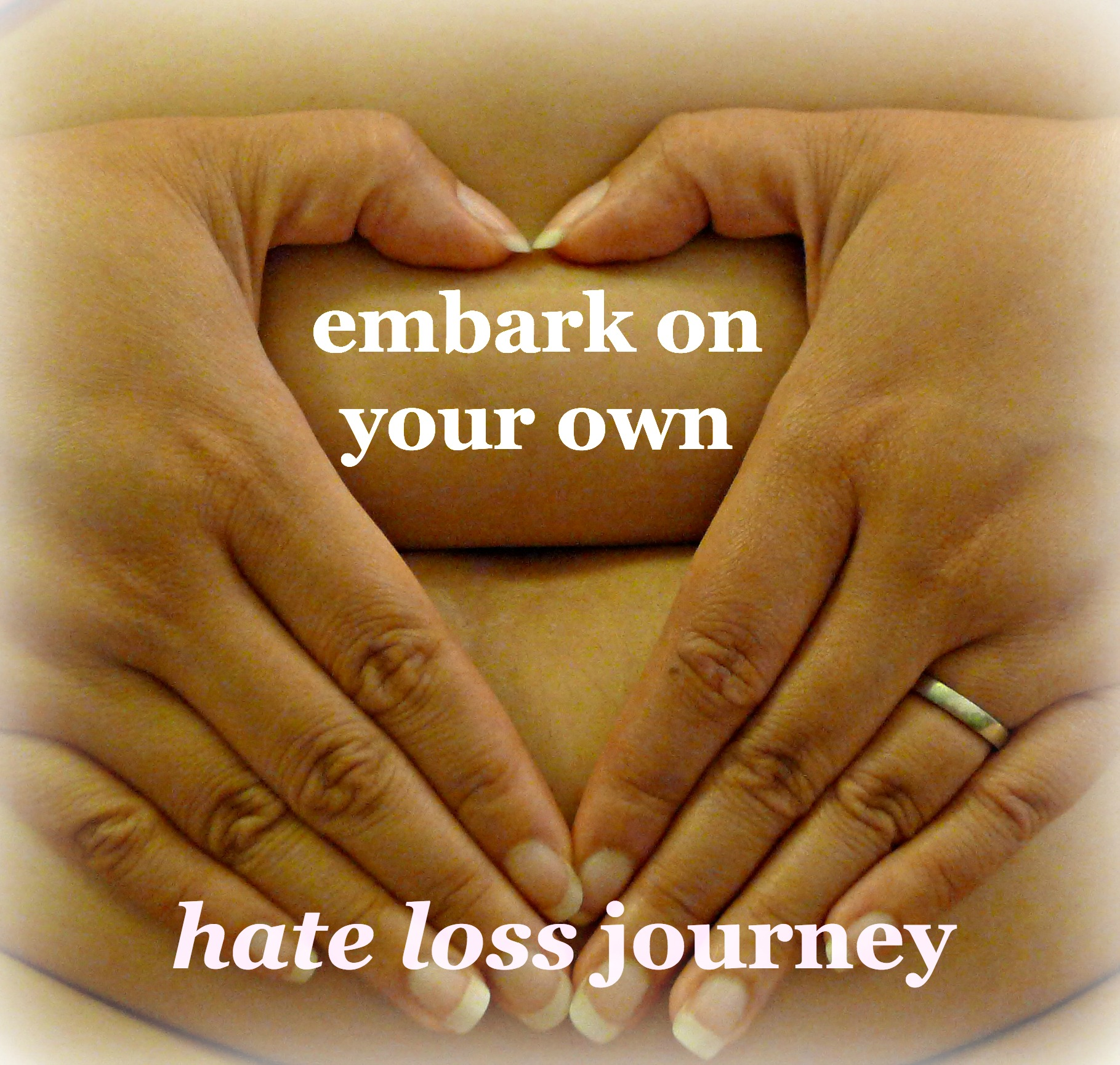 embark on your own hate loss journey by clicking here